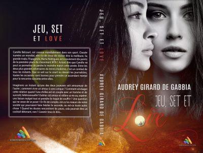 Couvrture roman Jeu set et love