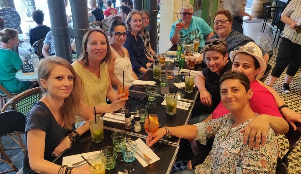 EVENEMENT : une première réussie pour le Petit Salon du livre lesbien !